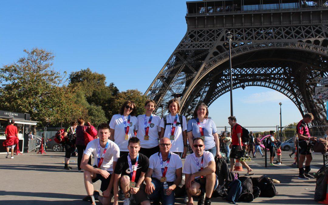 Paris Roller Marathon 2017