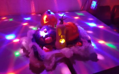 Halloween à Donnay – une soirée terrifiante